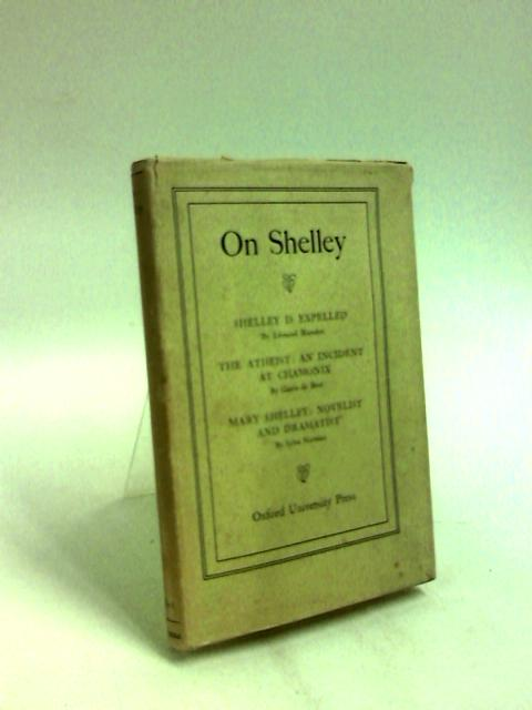 On Shelley by Anon