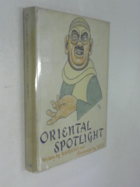 Oriental spotlight by Rameses