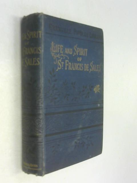 The life of St. Francis de sales by Robert Ornsby