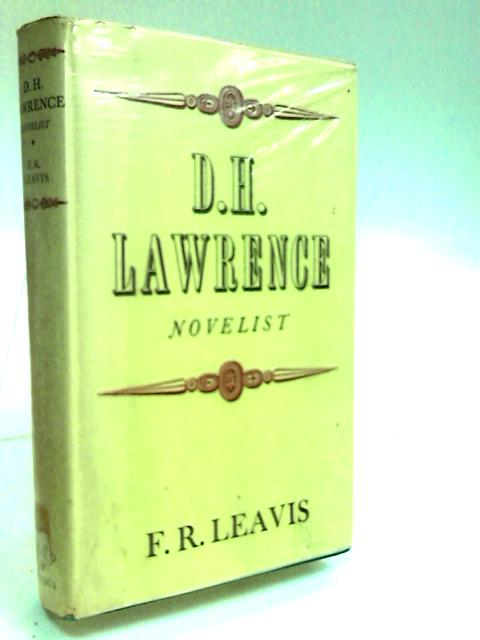 Novelist by Lawrence, D. H.