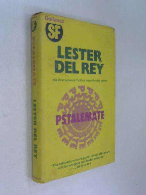 Pstalemate by Lester Del Rey