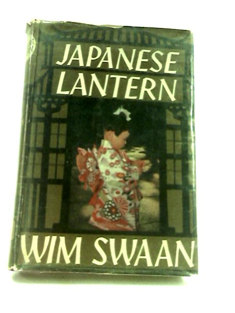 Japanese Lantern by Wim Swaan