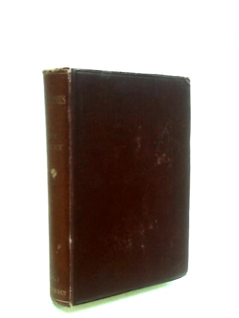 Critical Miscellanies Vol.I by Morley, John.