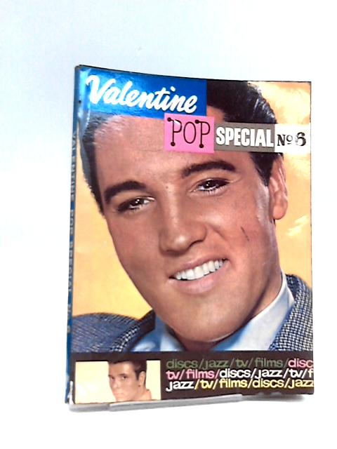 Valentine Pop Special. No: 6, 1963 by Unknown