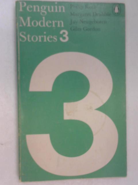 Penguin Modern Stories 3 by Philip Roth et al