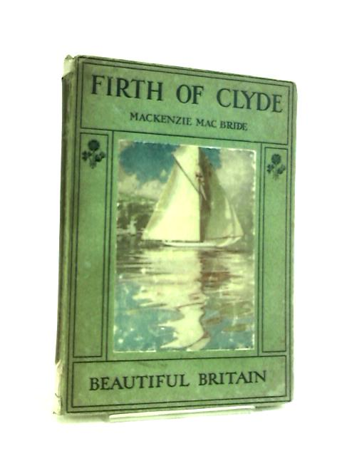 Firth of Clyde, Beautiful Britain by M. Mac Bride