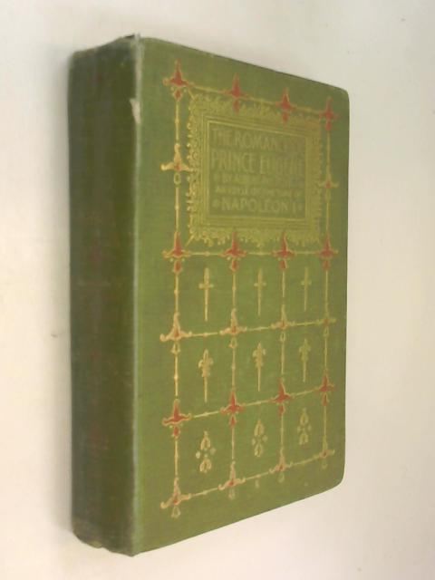 The romance of Prince Eugene by Albert Pulitzer