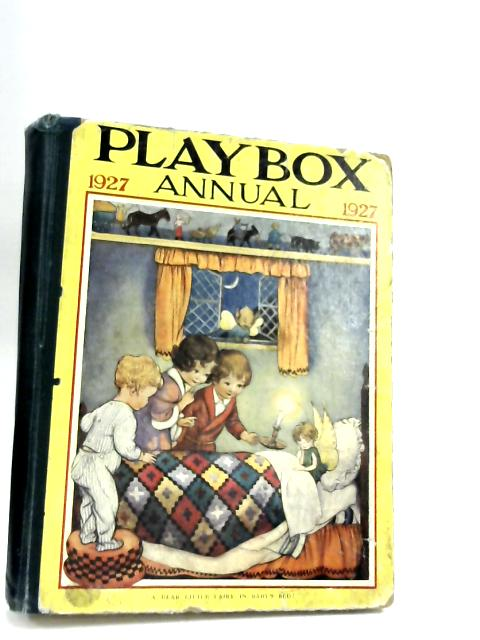 The Playbox Annual 1927 by Playbox