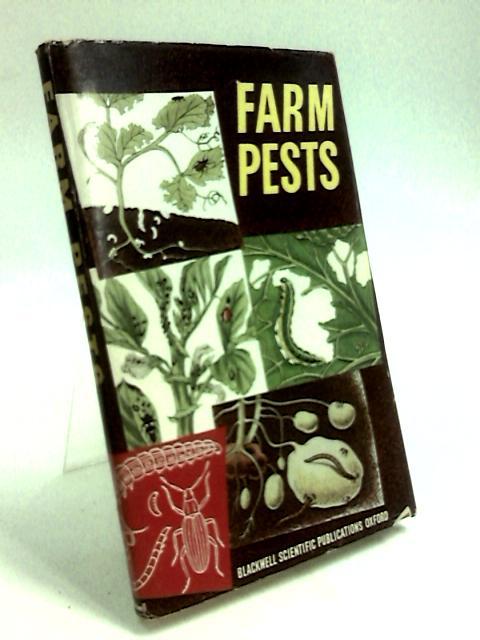 Farm Pests by Trought, T. E. T.
