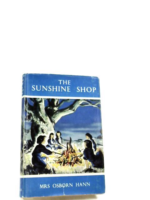 The Sunshine Shop by Mrs Osborn Hann