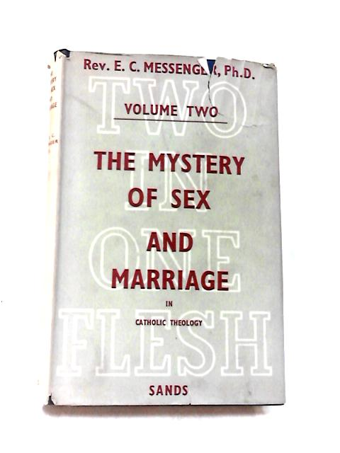 Sex in marriage volume two