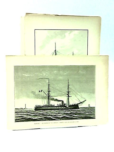 Book Plates of Boats by Brun, Caussin, Dalziel