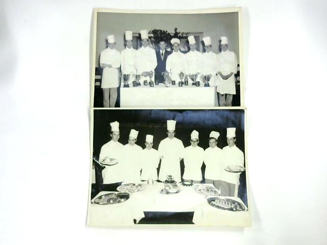 B&W Chefs Pictures By NA