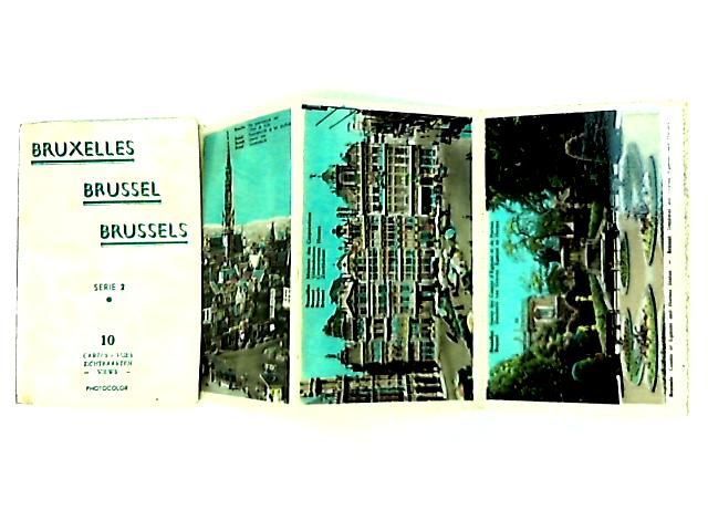 Brussels Serie 2 - 10 Cartes Vues By NA