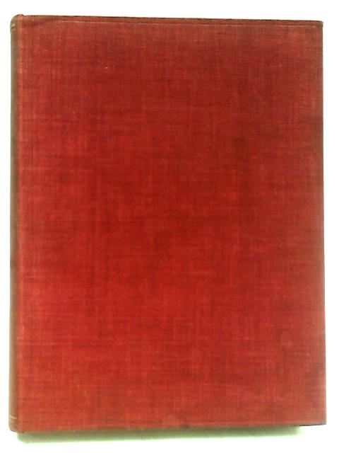 Catalogue of the Herbert Allen Collection of English Porcelain By Rackham, Bernard