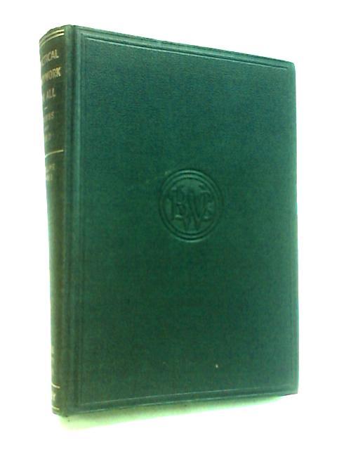 Practical Handywork All volume three By Blaxland