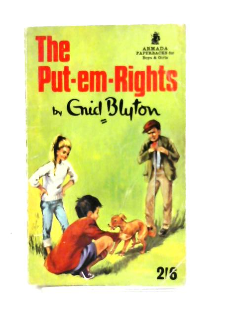 The Put-Em-Rights by Enid Blyton