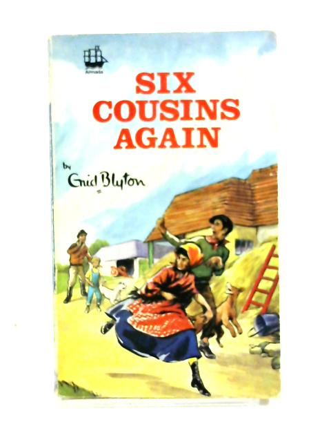 Six Cousins Again by Enid Blyton