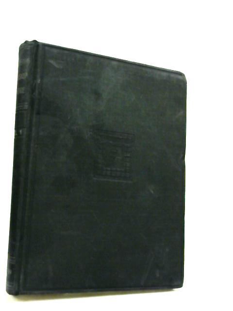 Engineering Workshop Practice. Volume I By Arthur W. Judge