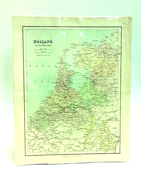 Holland or the Netherlands (Book Plate) by NA