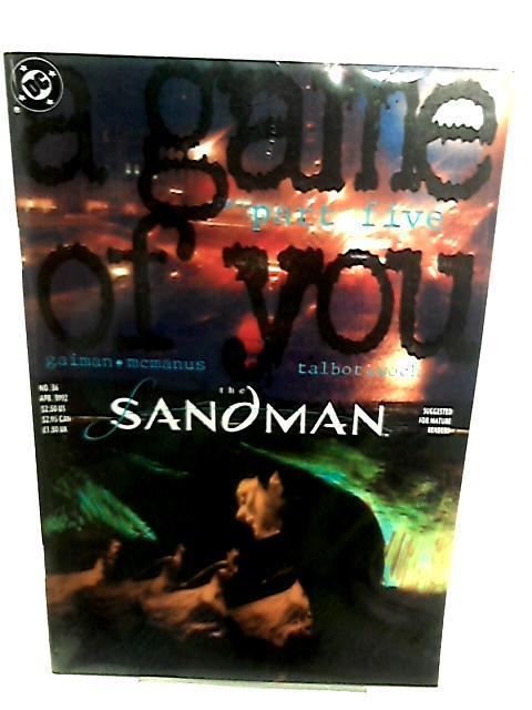 The Sandman No. 36 (April 1992)