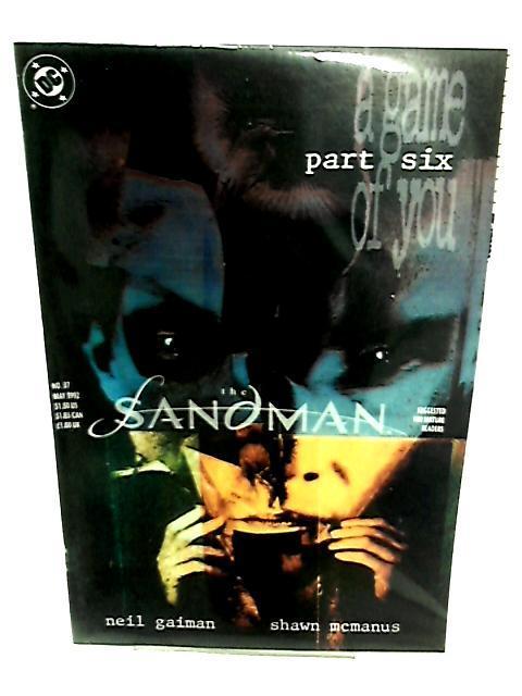 The Sandman No. 37 (May 1992)