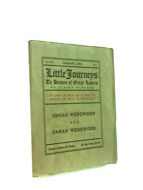 A little journey to the home of Josiah and Sarah Wedgewood