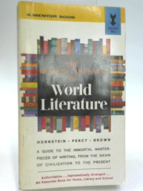The Reader's Companion to World Literature by Various