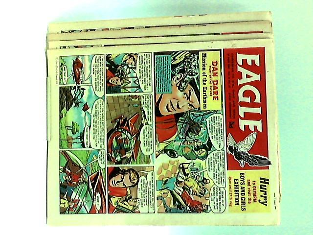 Eagle. Companion To Girl, Swift And Robin Vol.II Nos.32-35 August, 1960 by Various