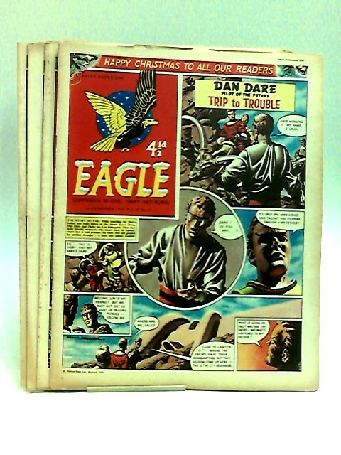 Eagle. Companion To Girl, Swift And Robin Vol.10 Nos.42-45 December, 1959 by Various