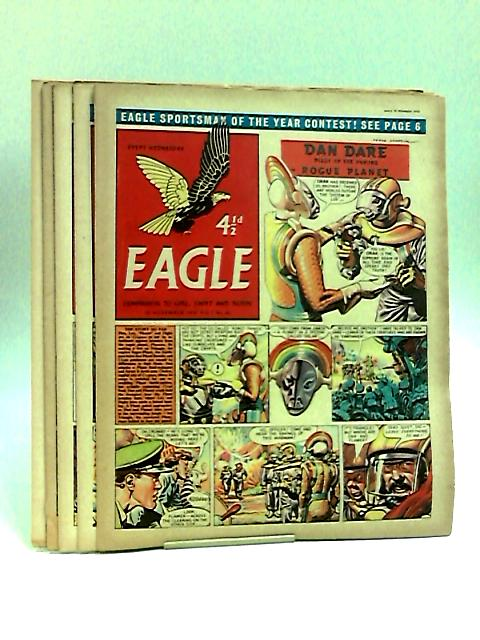 Eagle. Companion To Girl, Swift And Robin Vol.7 Nos.44-48 November, 1956 by Various