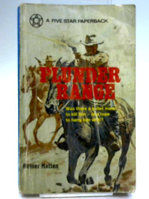 Plunder Range