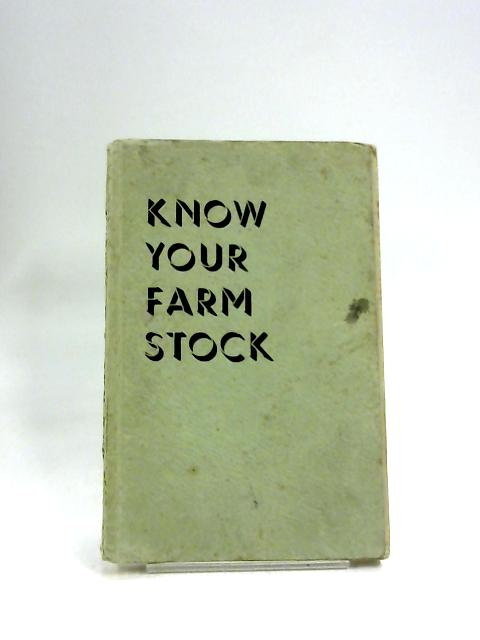 Know Your Farm stock By Unstated