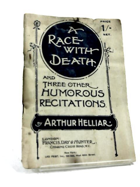 A Race with Death by Arthur Helliar