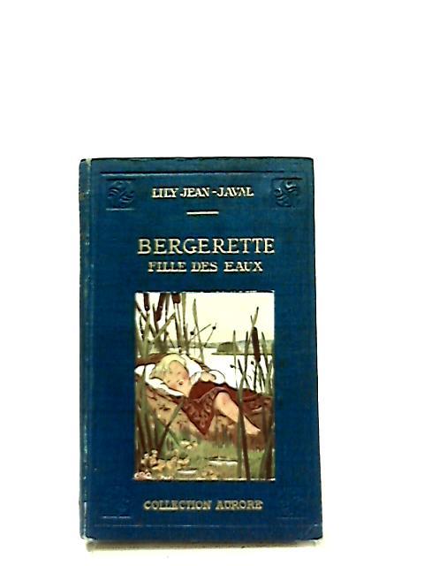 Bergerette Fille Des Eaux By Lily Jean-Javal