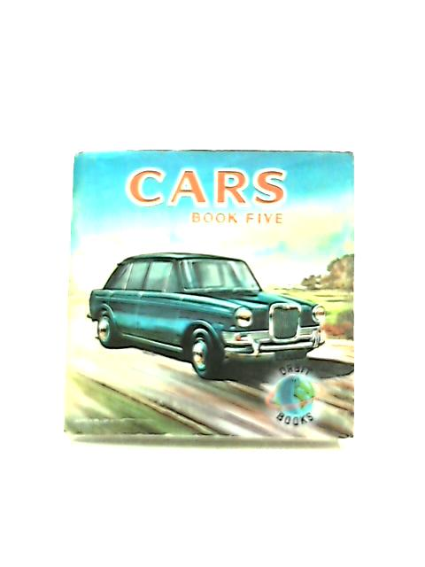 Cars Book 5 by Not Stated