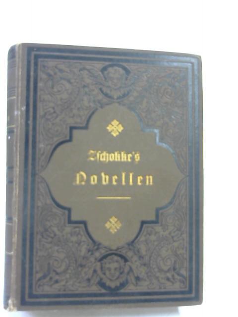 Novellen Bands VII unt VIII By Heinrich Zlchokke
