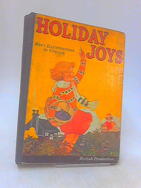 Holiday joy picture book from lewis's department store by Lewis's