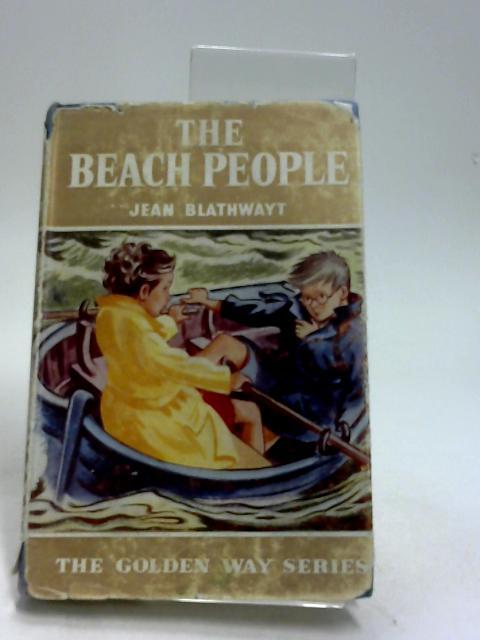 Beach People by Blathwayt, Jean