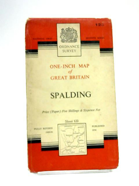 One-Inch Map of Spalding by Ordnance Survey
