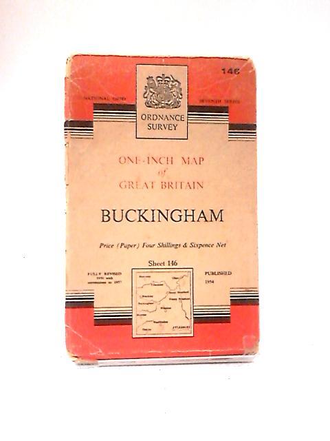 One-Inch Map of England & Wales Sheet 146 Buckingham by Ordnance Survey