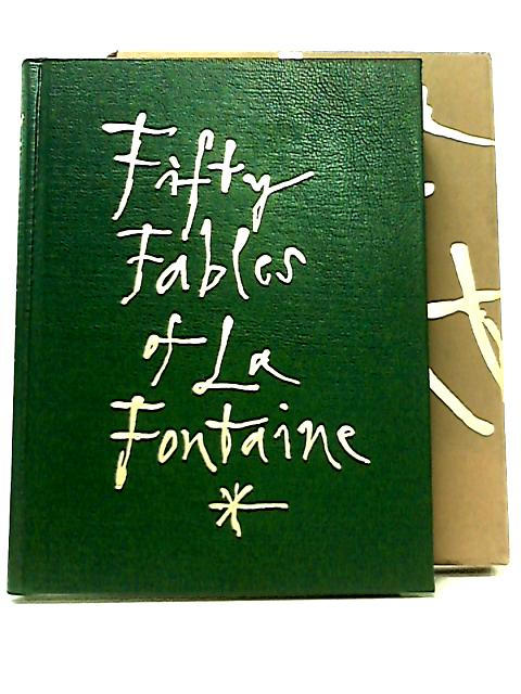 Fifty Fables of La Fontaine By Norman R.Shapiro
