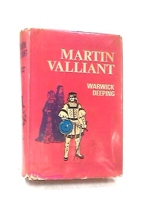 Martin Valliant by Deeping, Warwick