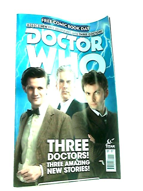 Doctor Who. Three Doctors. No 01 by Anon