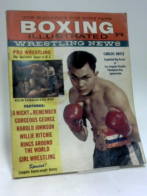 Boxing Illustrated Vol. 2 No. 5 By Unknown