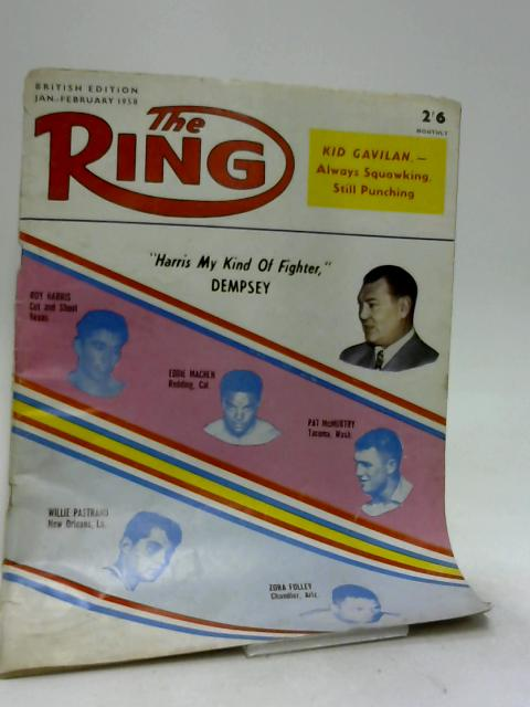The Ring Vol. XXXVI No. 12 By Various