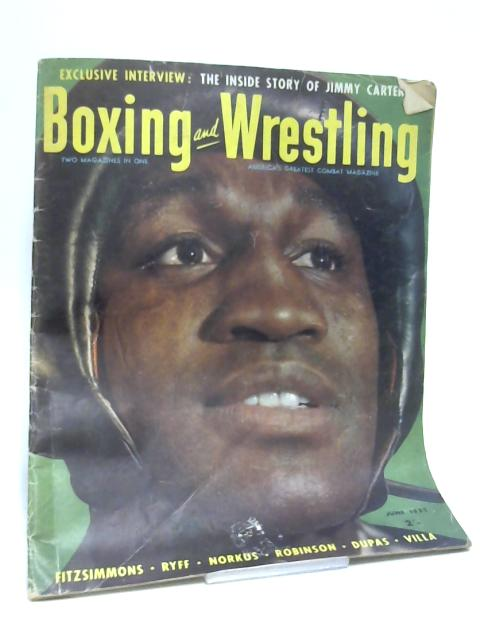 Boxing and Wrestling Vol. 3 No. 8 by Various