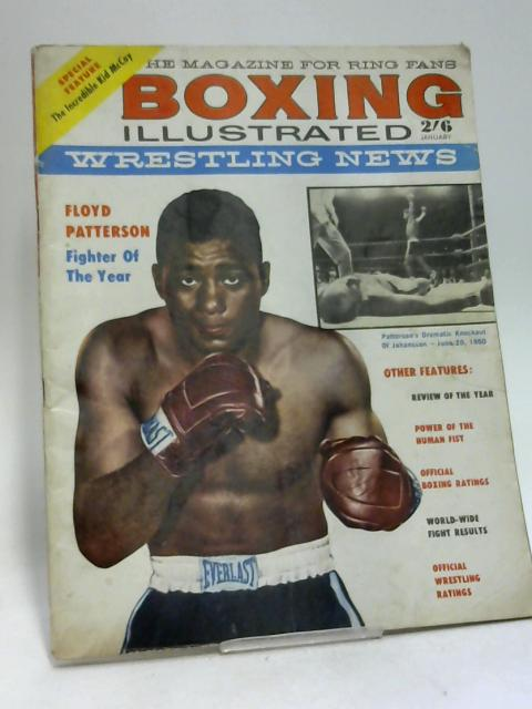 Boxing Illustrated Vol. 3 No. 1 by Various