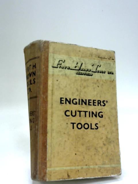 Engineers cutting tools publication number 200 by Anon