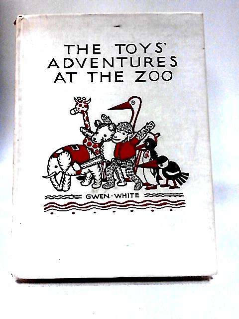 The Toys' Adventures at the Zoo by Qwen White